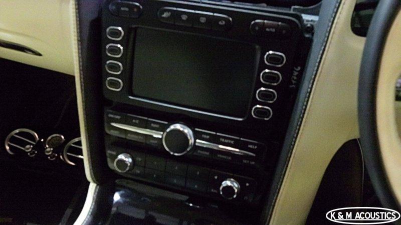Bentley TV Install