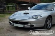 Ferrari Car Audio