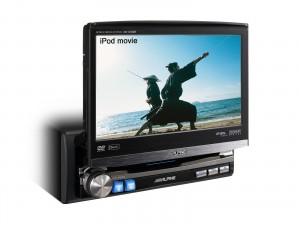 Alpine DVD SCREEN