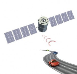 Tracking gps system