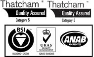 Thatcham Insurance Approved Tracking System