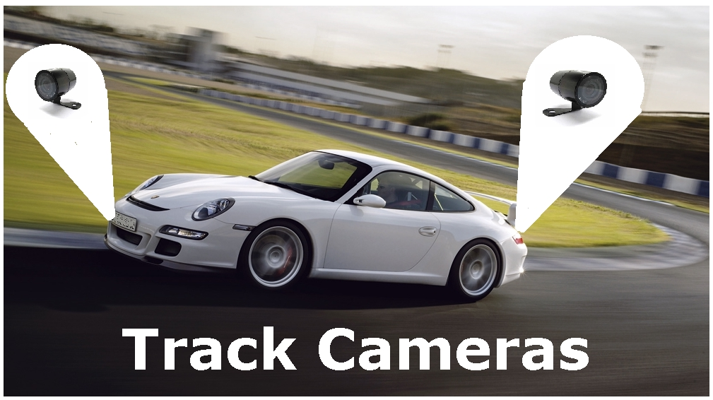 In Car Action Camera System